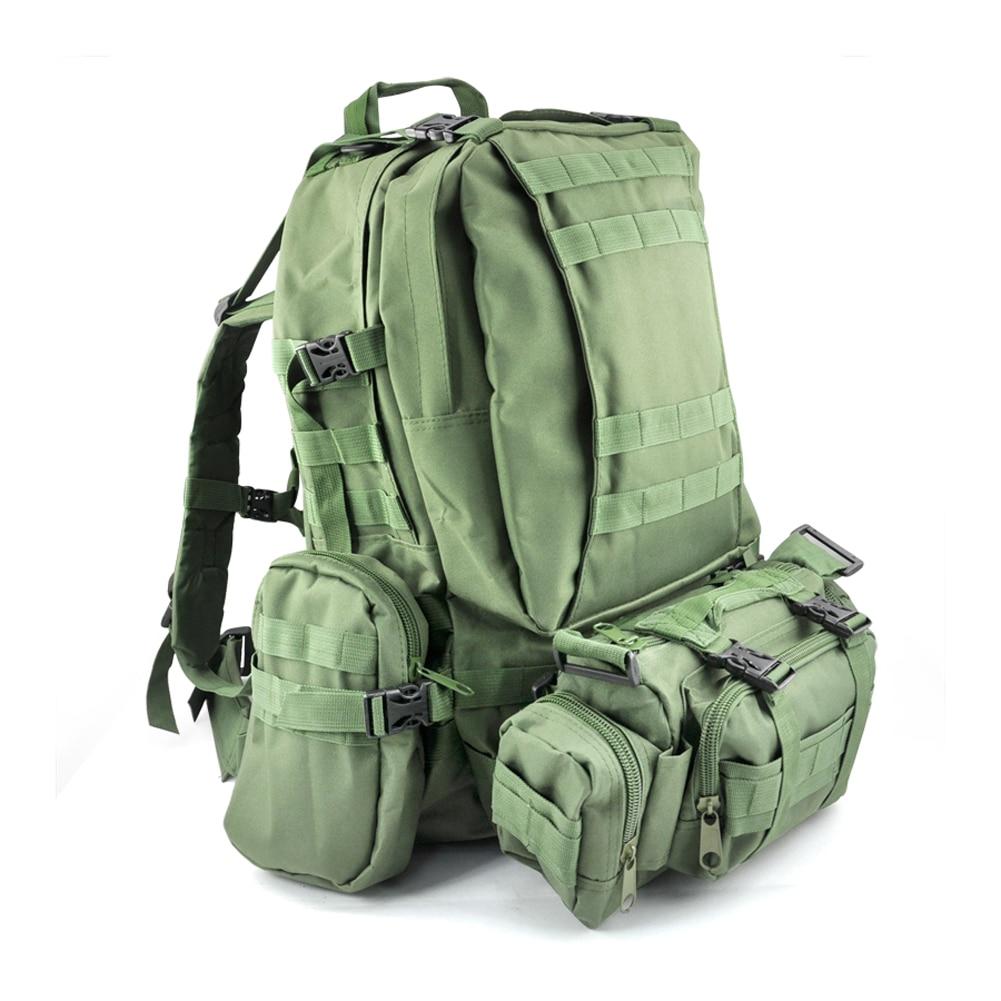 50 L 3 Tage Assault Militär Rucksäcke Rucksack Tasche Neue Ankunft Neue Ankunft Bequem Und Einfach Zu Tragen