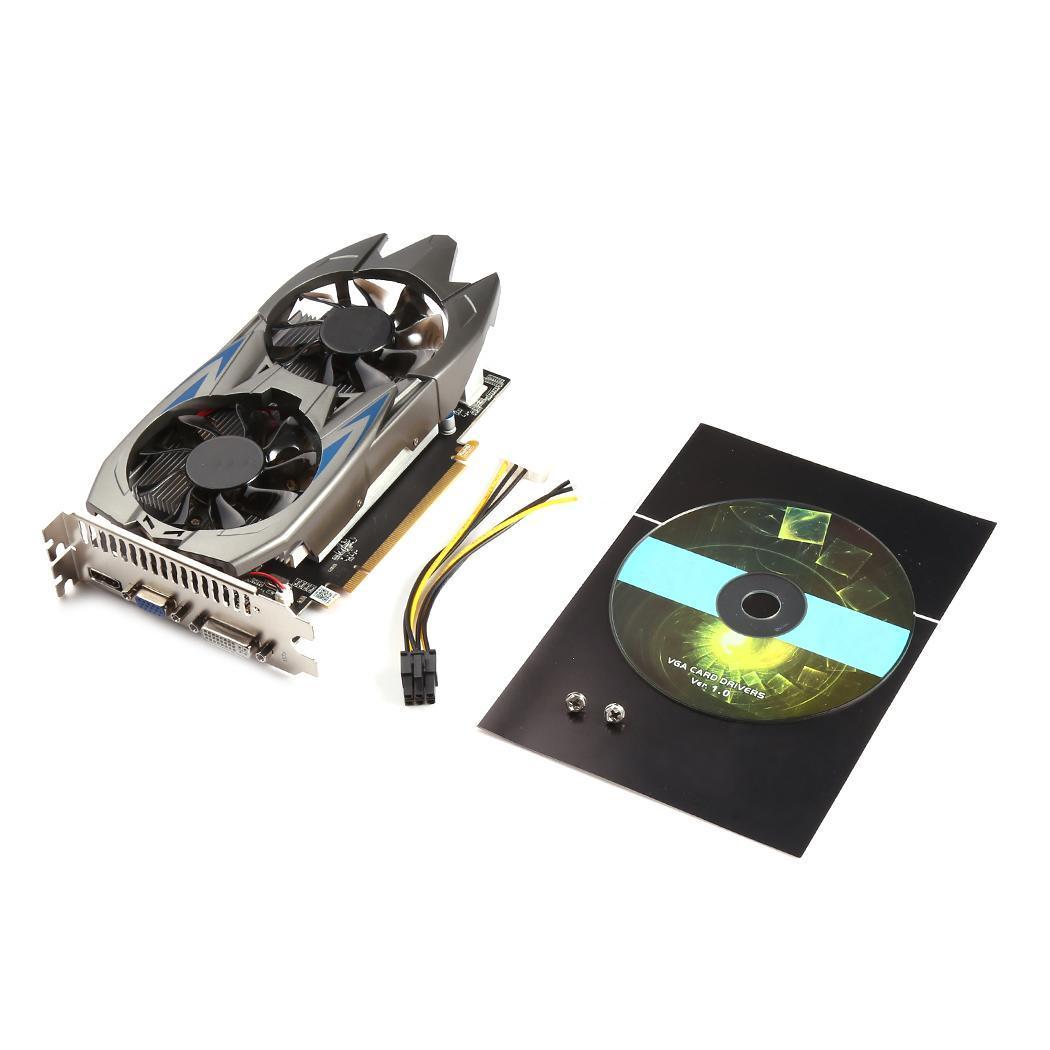 Carte graphique GTX 1060 cartes graphiques 3GB carte pour cartes vidéo nVIDIA Geforce GTX1060 OC GDDR5 192Bit Hdmi