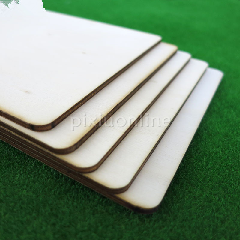 1pc Rectangle Wood Chip J145b 20*10m thickness 2mm DIY Fillet Sheet Free Shipping Russia Sell at a Loss a3 size 420mmx297mm 2 4mm aaa balsa wood sheet plywood puzzle thickness super quality for airplane boat diy free shipping