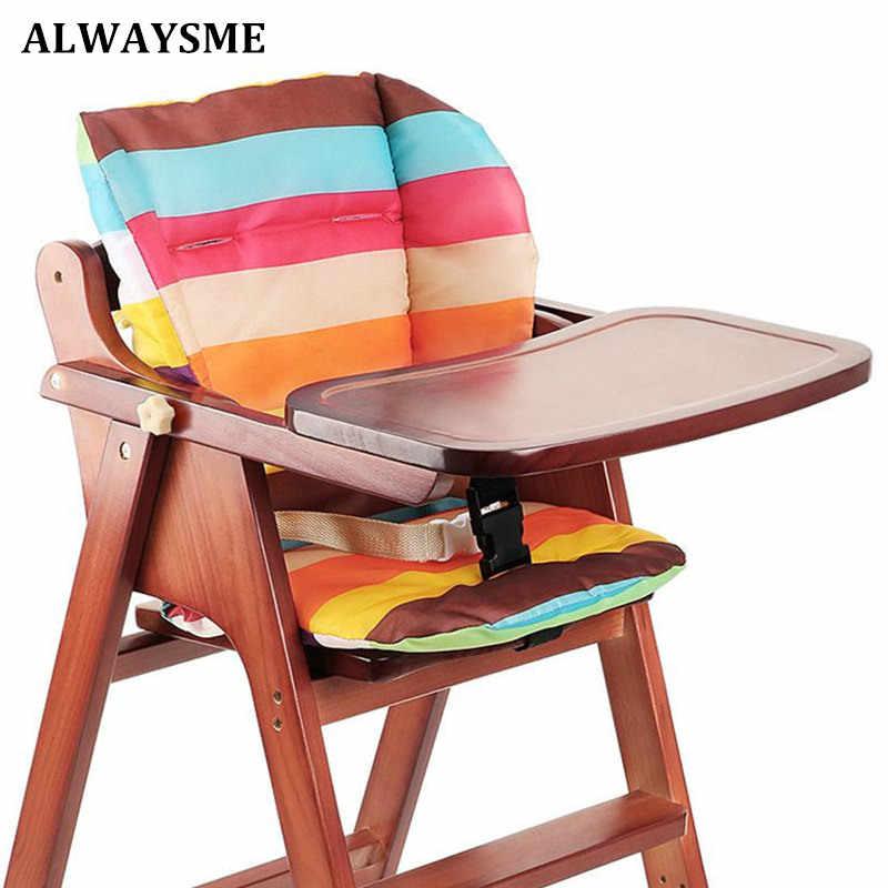 ALWAYSME bebé niños asientos de refuerzo almohadilla de cojín de silla de alimentación