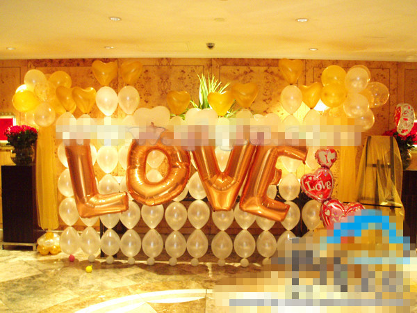 free shipping 40100cm 26 letters inflatable balloons party decoration foil balloon big