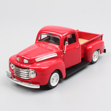 1:43 Scale mini classic retro 1948 Ford Pick-UP F-1 F1 pickup trucks diecast & vehicles miniature cars model kids toys boy gifts