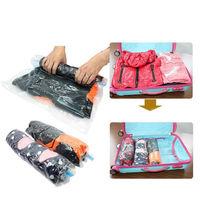 Marke Neue Mode Reise Lagerung Taschen Zipper Organizer Tasche Für Kleidung Unterwäsche Socken Schuhe Lagerung Tasche Housekeeping