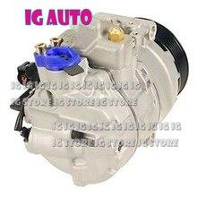 New Air Conditioning Compressor For Jaguar XJR XK 4.2L V8 GAS 2007 2008 2009 890117