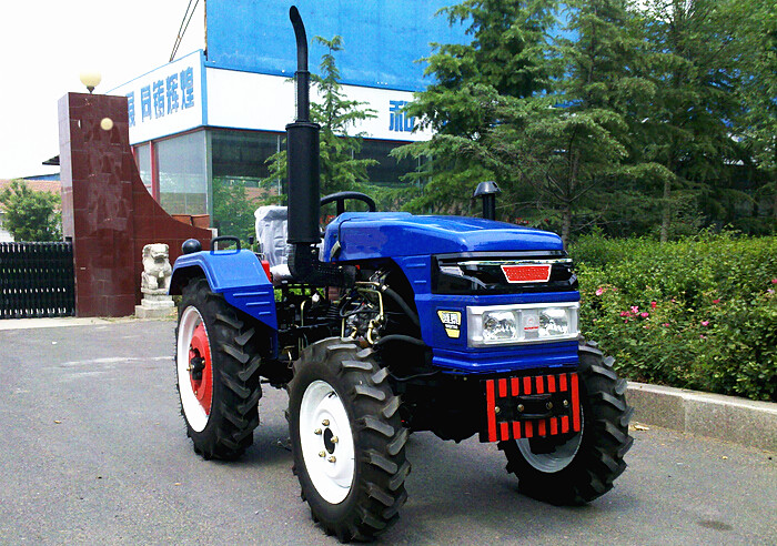 25hp Farm tractor 254 (1)