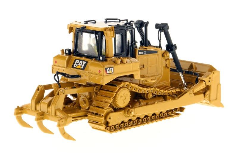DM-85910 кошка D6R трек-Тип трактор игрушка