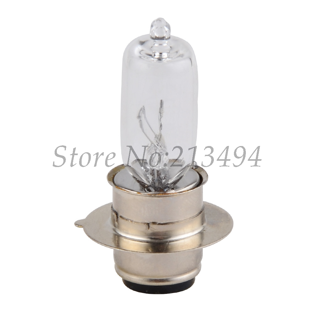 25W Headlight Bulb Light For Honda CA100 110 200 CT CL70 90 TT225 250 600 125 200 IT KD MX125 175 XR250 XR500/R KDX250 TL125 MT1