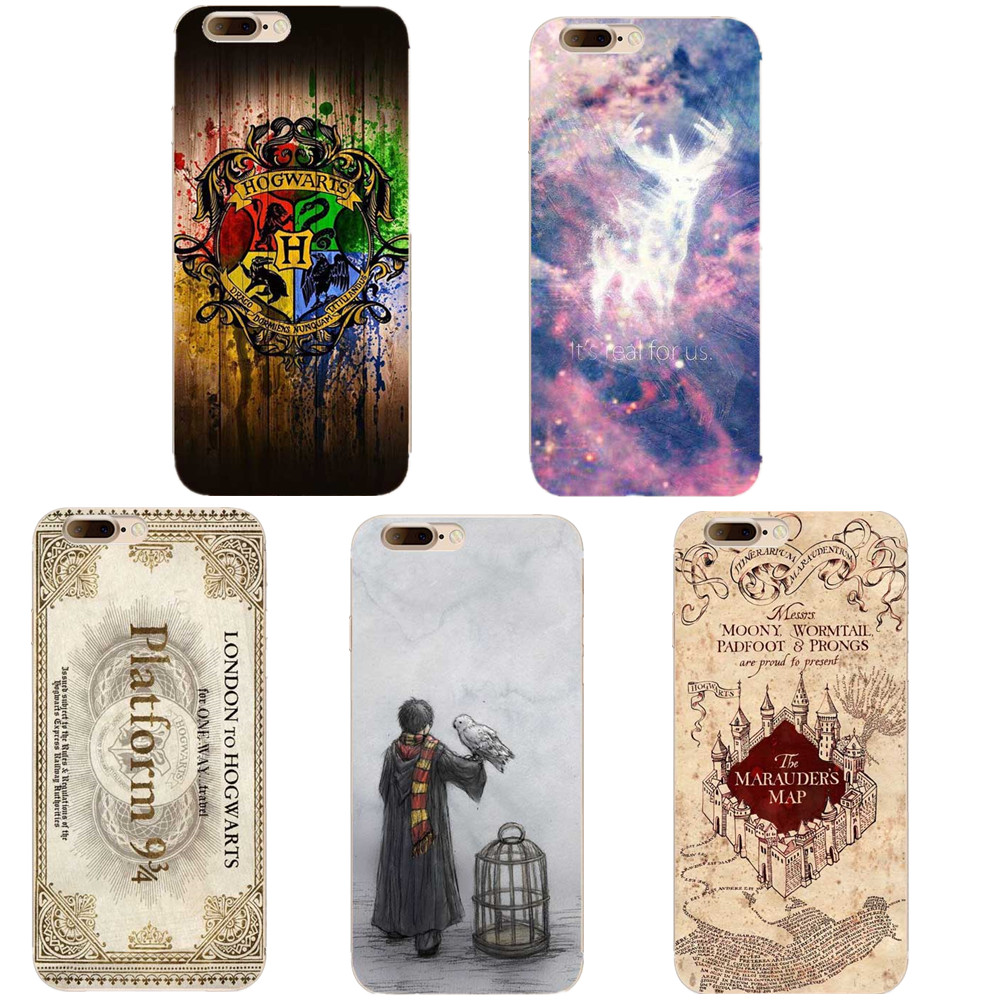 iphone 6 harry potter case silicone