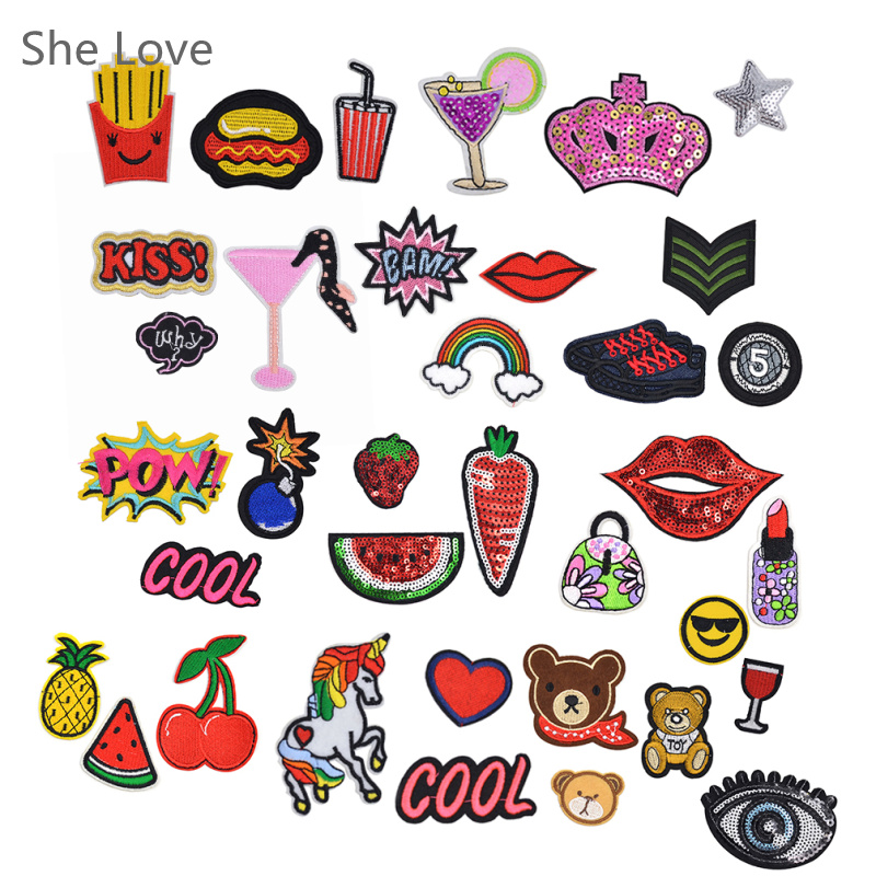 Popular badge embroidery designs buy cheap