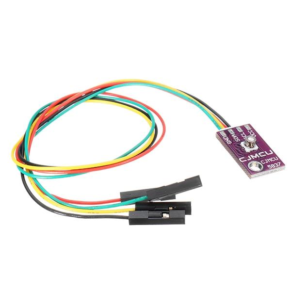 MS5837 30BA Water Pressure Sensor Water Depth Measurement Module Resolution 2mm I2C IIC Compatible Level