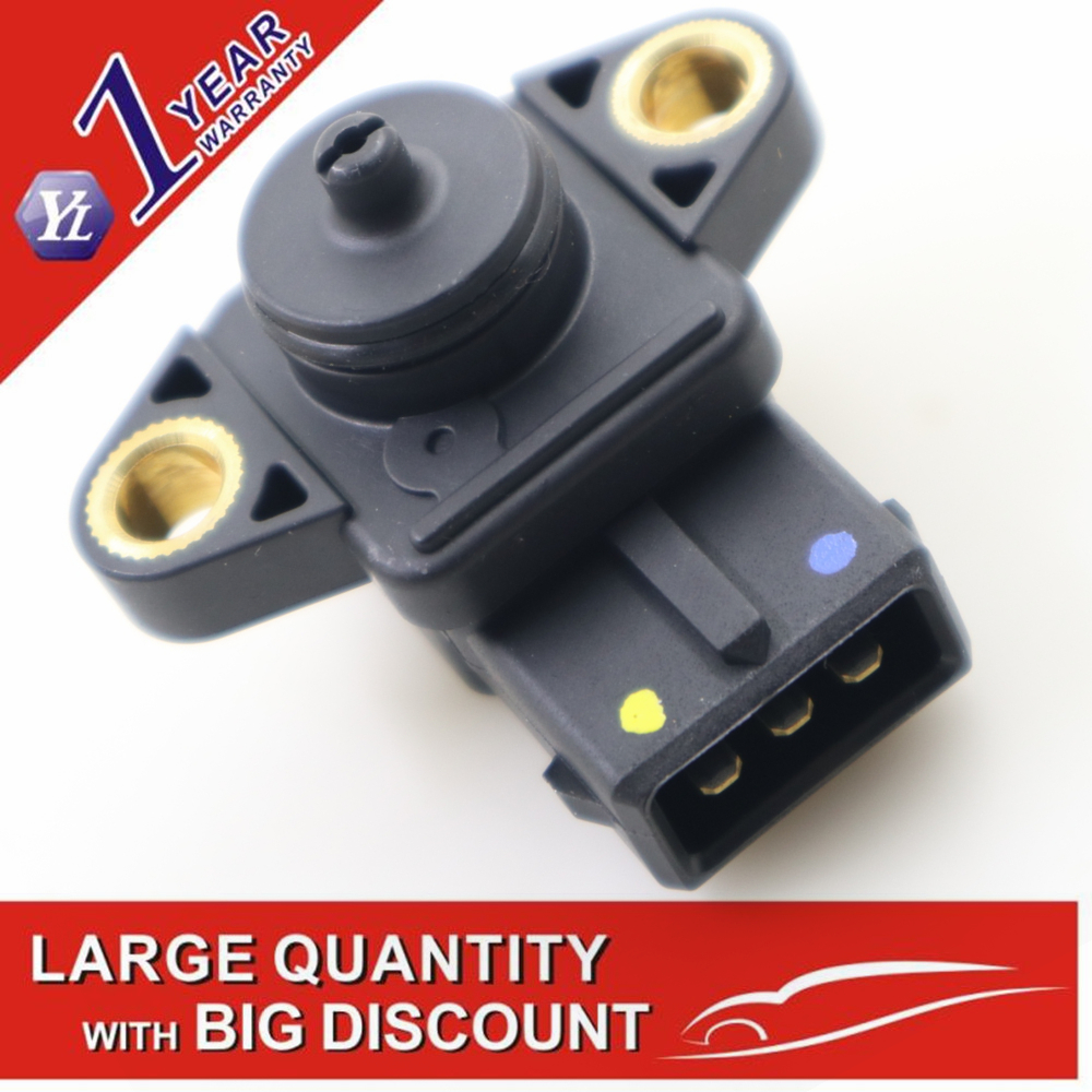 Brand New Md305600 E1t19172 Map Sensor For Mitsubishi Eclipse Galant Wiring Geo Tracker Lancer Outlander Montero Mirage In Pressure From Automobiles Motorcycles On