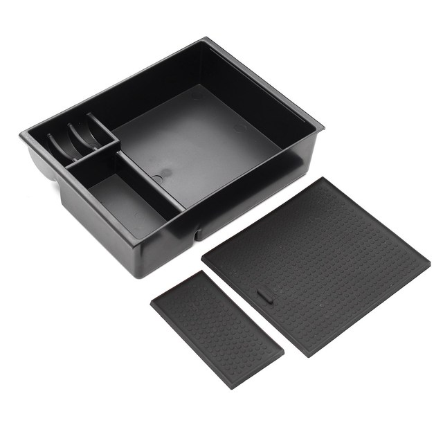 Car Center Console Armrest Tray Storage Box Organizer For MAZDA 3 AXELA 2013-2016 Car Styling Stowing Tidying Case