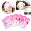 Lavendor Tratamento Pad Cura Fadiga Ocular Pala-Escuro círculo Vapor Beleza Pacote de Máscara de Olho de 40 Graus