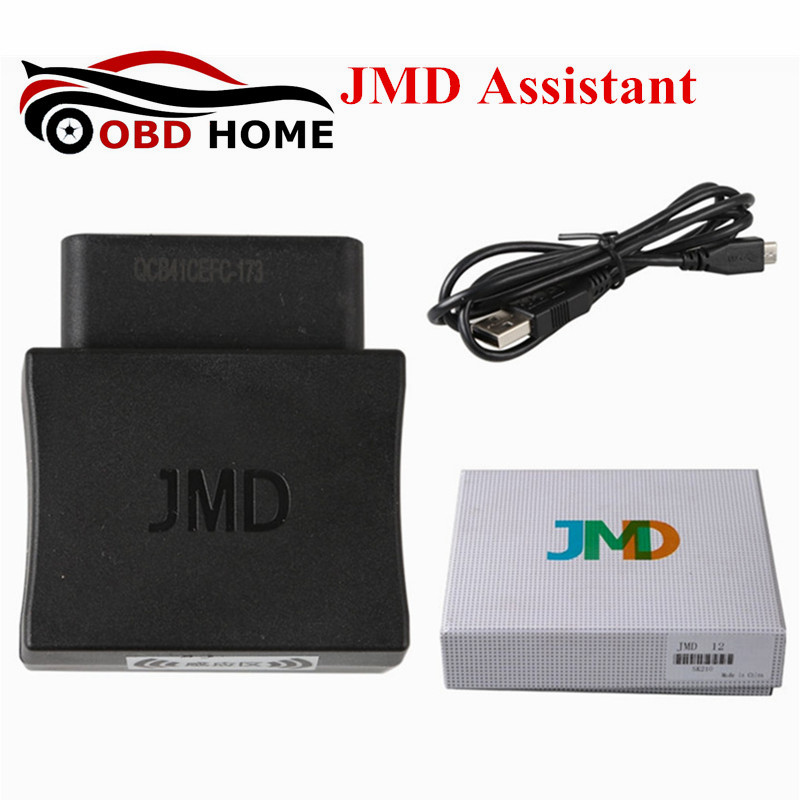Latest Version JMD Assistant Handy Baby OBD Adapter Used to Read Out ID48 Data From For Volkswagen Cars