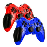 RF 2 4G Wireless Gamepad Portable Game Controller Joystick Handle Remote Game Pad For PS1 PS2