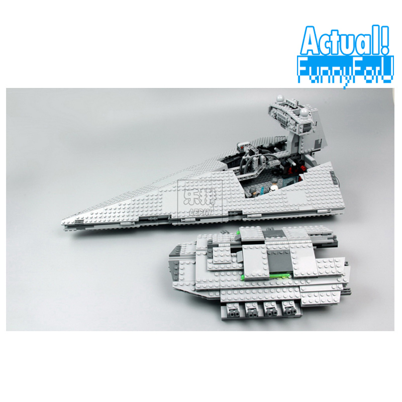 05062 Star 1391 Pcs Series Wars The Super Fighting Destroyer Set Educational Building Blocks Bricks lepin Toy Gift 75055 05028 star wars execytor super star destroyer model building kit mini block brick toy gift compatible 75055 tos lepin