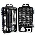 110 en 1 ordenador portátil para teléfono móvil carcasas PDA reproductor de MP3 reparación desmontaje destornillador conjunto de herramientas de combinación de mantenimiento
