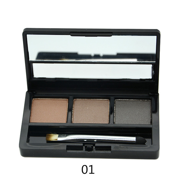 TUTU Eye Brow Shadow Brand Makeup Kit