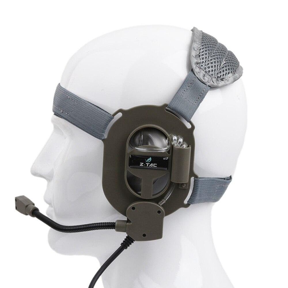 venda quente comprimento ajustavel bowman iv m tatico fone de ouvido wz023 05
