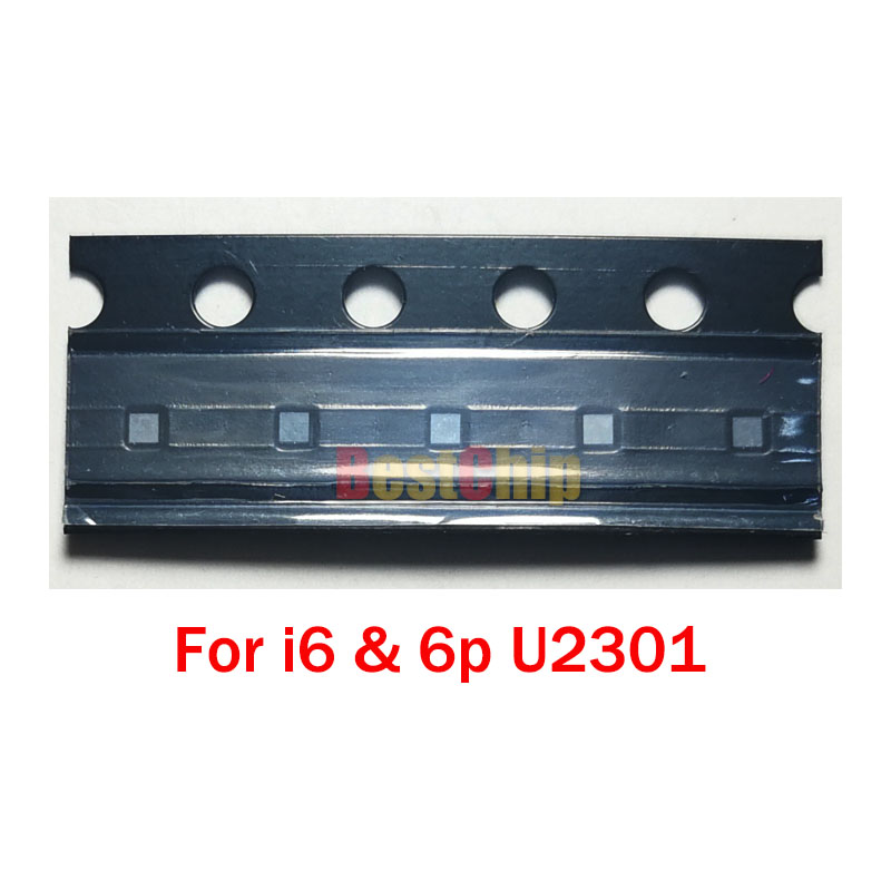 20pcs/lot U2301 for iPhone 6 6plus Camera power supply IC 2.8v tube IC 4 pins
