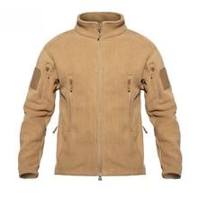 Jacket Sweater Military-Coats Hunting Tactical Hoodie Trekking Fleece Warm Outdoor-Sports