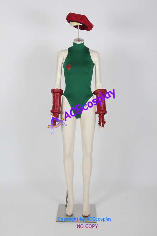 Street Fighter Cammy cosplay costume ACGcosplay