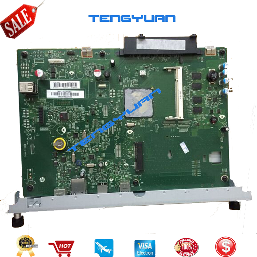 Used - 90% new original CF367-67915  formatter board  for hp M830 main board  printer parts on sale