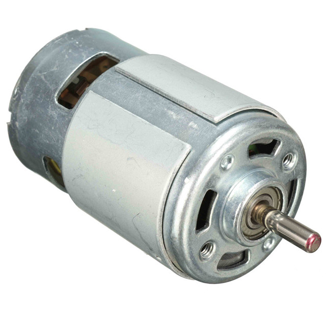 Dc 12v 150w 13000 15000rpm 775 motor high speed large for Electric motor torque calculator