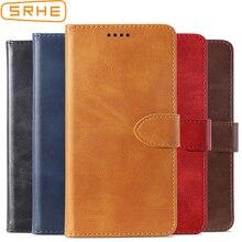 SRHE Cover For Xiaomi Redmi 5 Case Flip Luxury Leather Silicone Magnetic Wallet Case For Xiaomi Redmi 5 Plus Redmi5 Phone Cover чехол для xiaomi redmi 5 plus caseguru magnetic case розовый