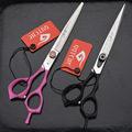 7.5 inches High Quality JP440C Dog Pet Cat Grooming Scissors Shear Professional pet grooming scissors