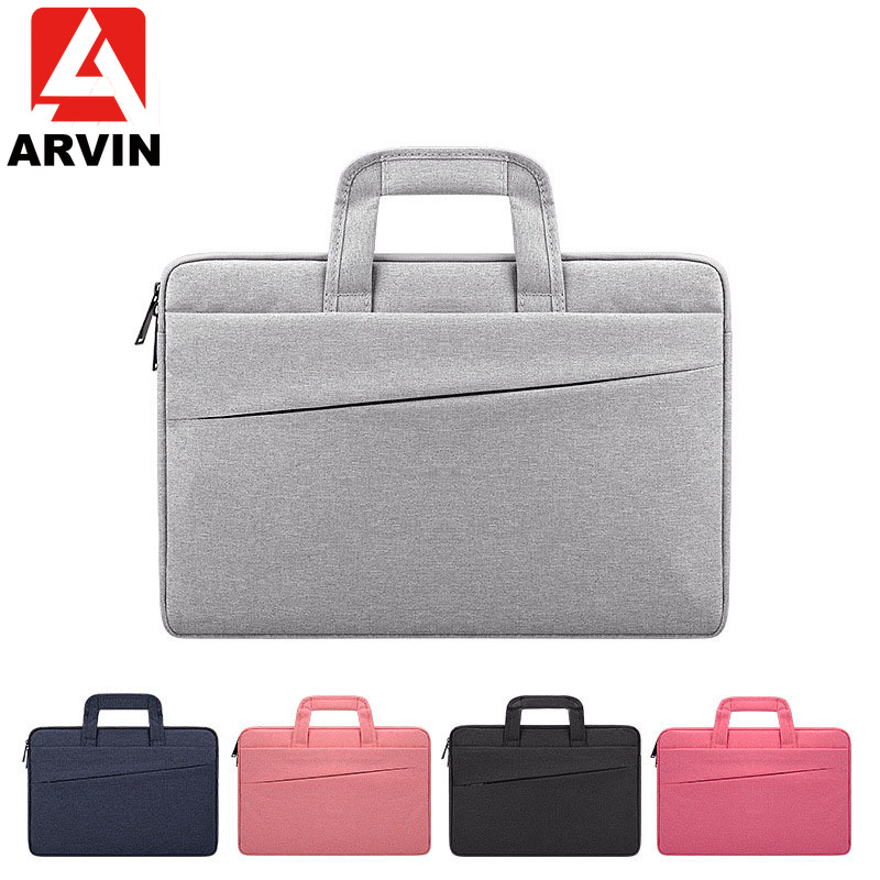 Liner Sleeve Laptop Bag For Xiaomi Acer Dell HP Asus Lenovo 11 13 15 Inch Pouch Case For Macbook Air Pro Reitina free shipping-in Laptop Bags & Cases from Computer & Office