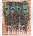 10 шт./лот natura перо павлина глаза экран букет зеленый красивая DIY домашний праздник украшения свадьба