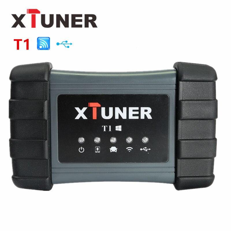 XTUNER T1 Heavy Duty Camions Auto Outil De Diagnostic Intelligent Soutien WIFI
