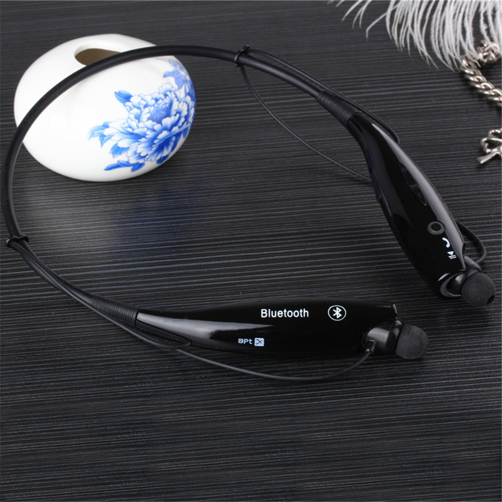 New Bluetooth Headset for iPhone Samsung HV-800 HBS 730 Wireless Mobile Earphone Sports Handsfree Neck band Headphone remax t9 mini wireless bluetooth 4 1 earphone handsfree headset for iphone 7 samsung mobile phone driving car answer calls