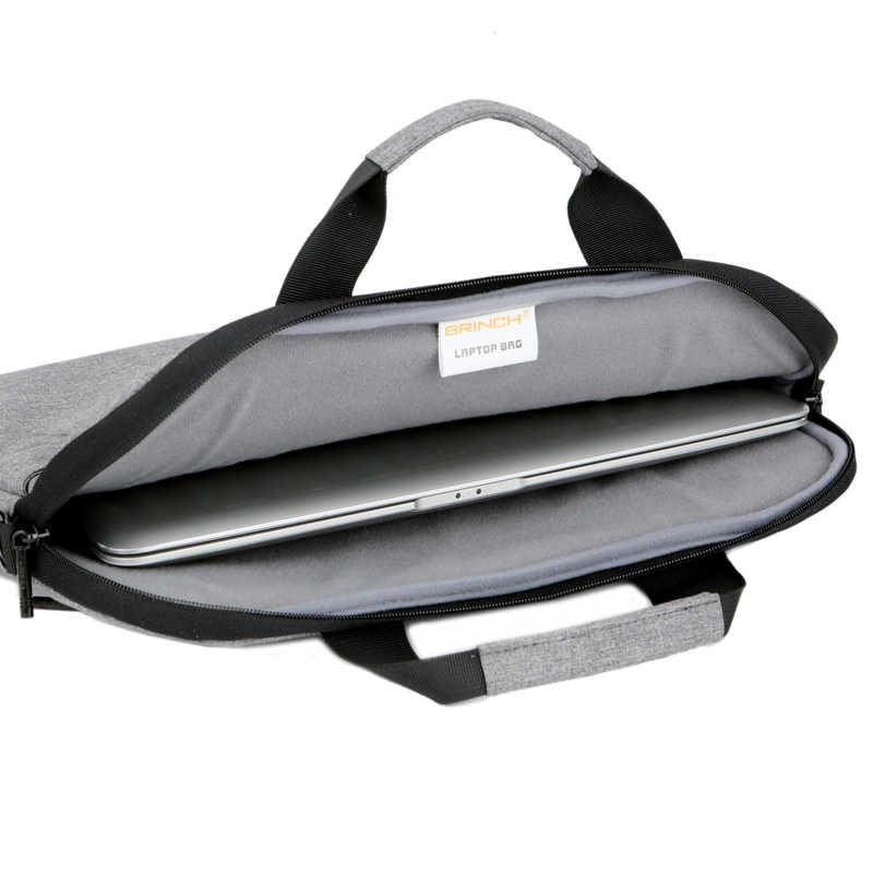 2018New супер легкий 13 13,3 14 15 15,4 15,6 сумка для ноутбука сумка на плечо сумка для MacBook Xiaomi air 13 hp man woman