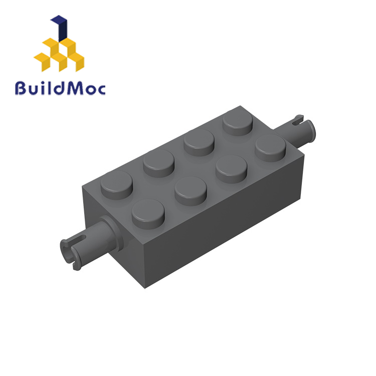 BuildMOC Compatible Assembles Particles 6249 2x4 For Building Blocks Parts DIY LOGO Educational Creative Gift Toys