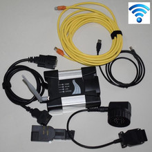 obd2 for bmw icom a2 wifi with 2018.03 software 500gb hdd expert mode diagnostic tool programming for bmw works for 95% laptops