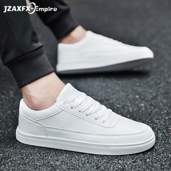Casual Shoes Man Flats Breathable Shoes Pu Leather Fashion Flat Classic Outdoor Male Mens Canvas Shoes for Men flat sneakers crocs classic unisex for male for female man woman tmallfs tmallfs shoes