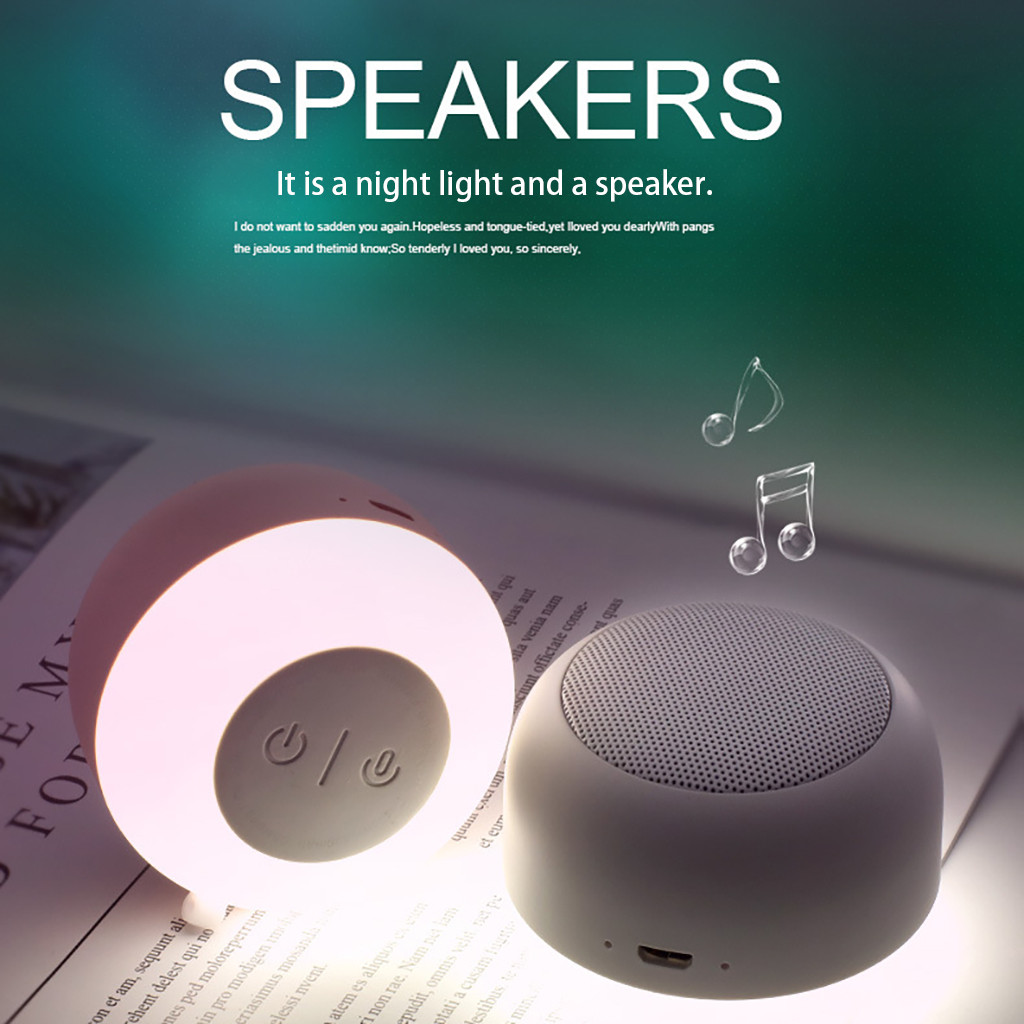 Bluetooth Speaker Portable Wireless Metal Altavoz Bluetooth Wireless Bass Mini Speaker Speakers Outdoor Loudspeaker Music Player-in Portable Speakers from Consumer Electronics