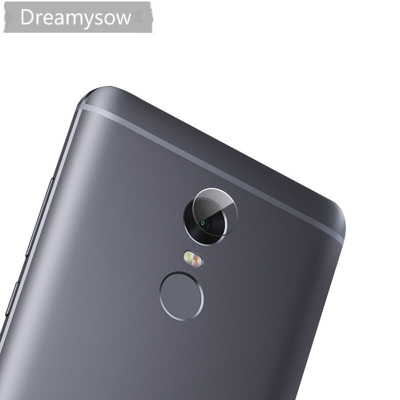 Back Camera Lens Tempered Glass For XiaoMi Mi5X Mi5X Mi5S M5X M5S Plus Mix2 Redmi Note 4 4X Transparent Screen Protector Film
