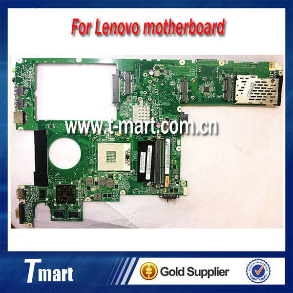100% original laptop motherboard DAKL3AMB8E0 for Y560A non-integrated all fully tested working well cam коляска люлька linea elegan cam бордовый