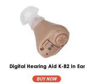 Digital Hearing Aid K-82 In Ear