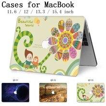 חדש עבור מחשב נייד מחשב נייד חמה MacBook מקרה שרוול כיסוי Tablet שקיות עבור MacBook רשתית 11 12 13 15 13.3 15.4 אינץ Torba