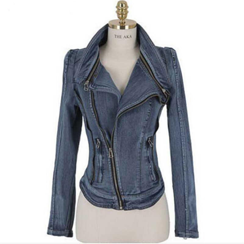 Online Get Cheap Fitted Denim Jackets -Aliexpress.com   Alibaba Group