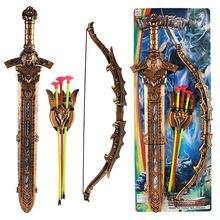 Большая 2 типа старинная игрушка креативная модель имитация