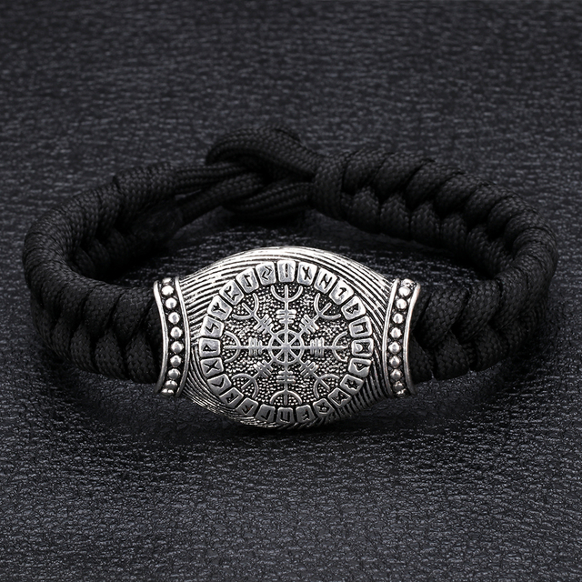 Bracelet fait main Rune Viking scandinave nordique 5