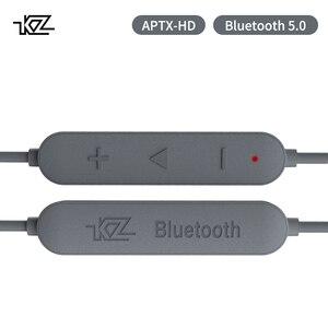 Image 4 - KZ Aptx 2Pin 5.0 Bluetooth Kabel CSR8675 Bluetooth Module 0.78 Headset Upgrade Kabel Voor ZST ZS10 AS16 ZSN AS10 BA10 ZSR ZS10pro