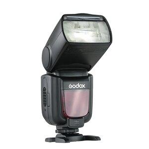 Image 2 - Godox TT600 2.4G HSS GN60 מאסטר Slave מצלמה פלאש עבור Canon Nikon Pentax אולימפוס Fujifilm סמסונג Lumix Panasonic מצלמה