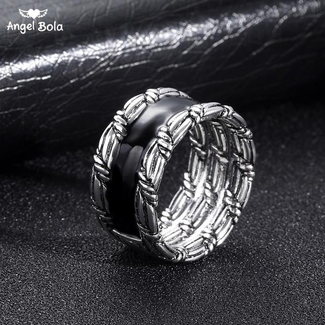 Новый старинный посеребренный браслет Будды банкетный аксессуар
