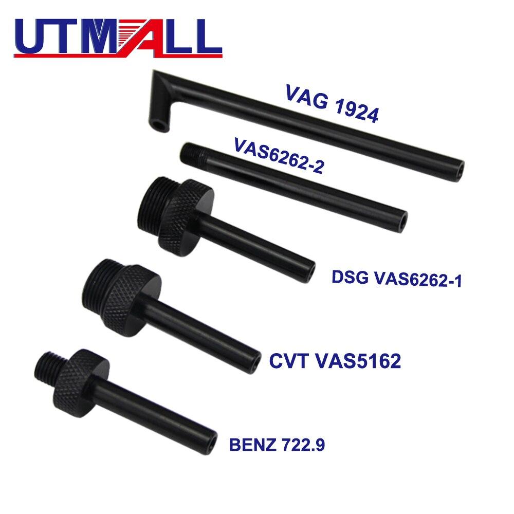 TRANSMISSION OIL FILLING FILLER TOOL DSG CVT ADAPTOR SET Oil Filler Adaptor Kit For VW VAG/Volkswagen BENZ
